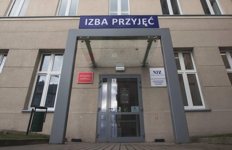 Centrum Zdrowia Psychicznego w Słupsku.