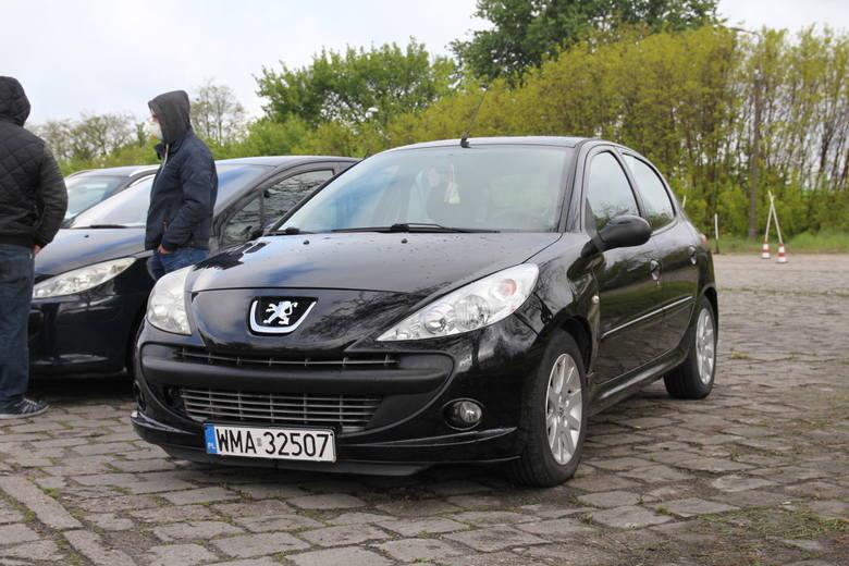 Peugeot 206+, rok 2011, 1,4 diesel, cena 12 000 zł