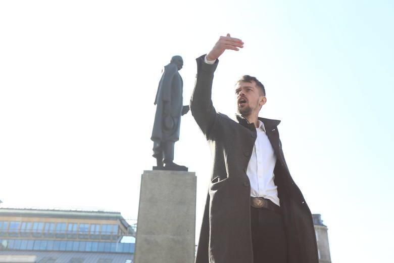 Michał Kołodziejczak: Myślę, że masowych blokad jeszcze nie było, nie było też masowego sypania obornika. To był tylko i wyłącznie początek, książkowo
