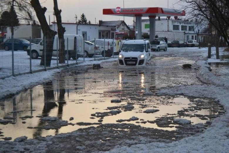 Zagrożenie powodziowe w Nowym Dworze Gdańskim