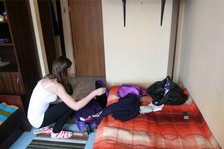 Na wynajęcie mieszkania studenckiego zostało niewiele czasu.