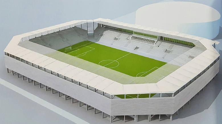 Znamy kolejny już termin oddania do użytku obiektów Radomskiego Centrum Sportu przy ulicy Struga 63. Stadion ma być gotowy do końca grudnia 2021 roku.