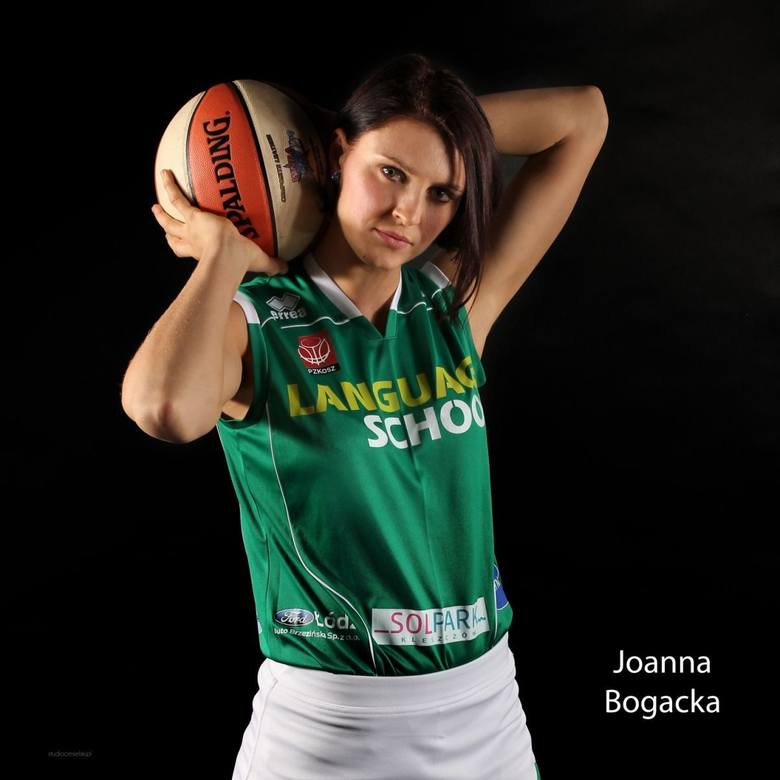 Joanna Bogacka będzie grać w masce.