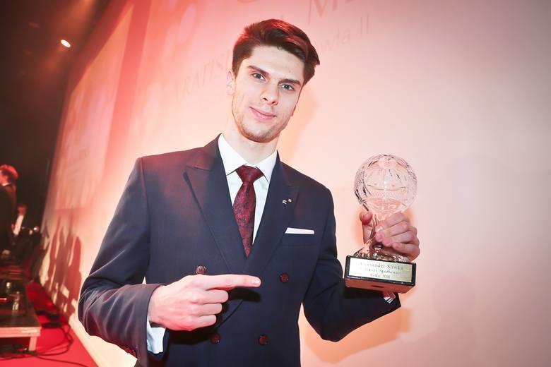 Mistrz świata z reprezentacją Polski.