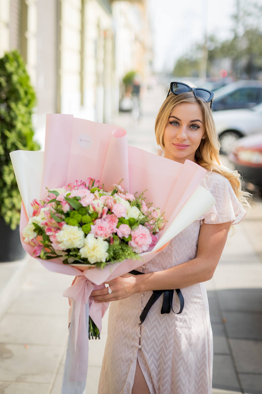 Bianka Kuta, właścicielka Kwiaciarni Tivoli&Co w Bydgoszczy