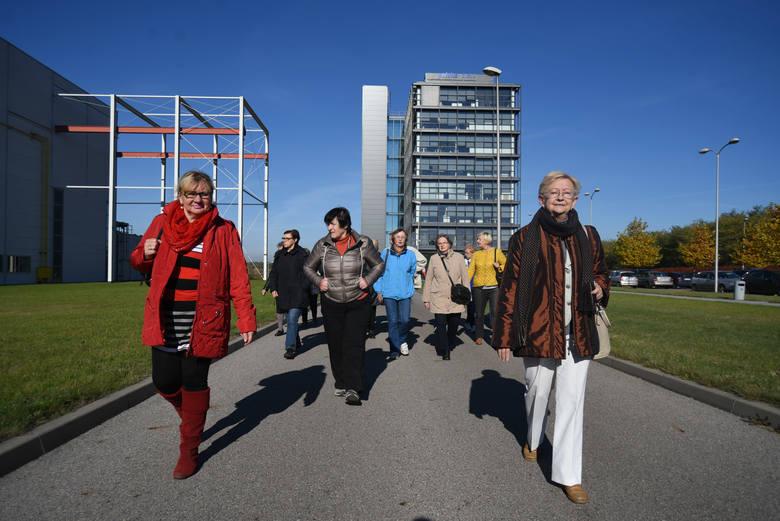 Seniorzy z Uniwersytetu Trzeciego Wieku z Bytomia odwiedzili Media Centrum [ZDJĘCIA]