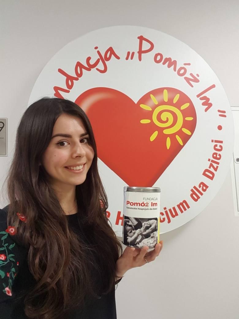 Dominika Chimkowska z Fundacji Pomóż Im zaprasza do udziału w miesiącu dobroczynności