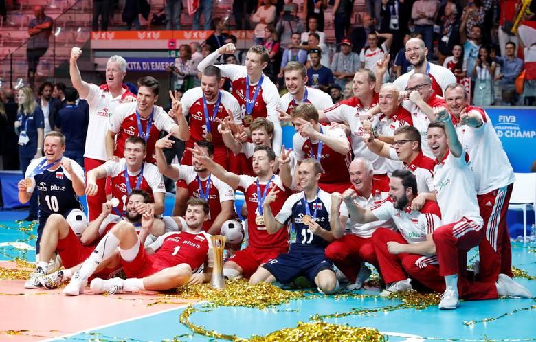 Polscy siatkarze mogą liczyć na premie od Ministerstwa Sportu i Turystyki oraz Międzynarodowej Federacji Piłki Siatkowej. Pieniądze nie są jednak oszałamiające.