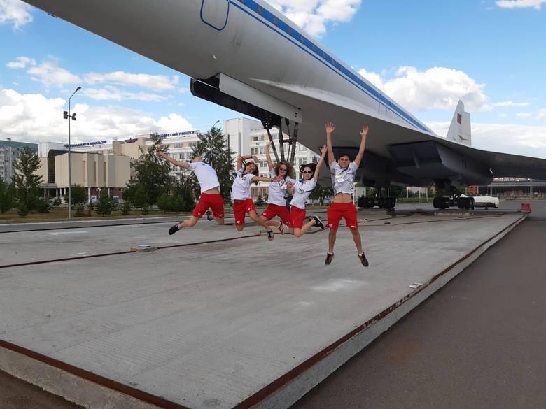 Zawodnicy Stali Rzeszów skakali na mistrzostwach Europy juniorów w Kazaniu. Nie mają basenu, ale nie dali się rywalom [ZDJĘCIA]