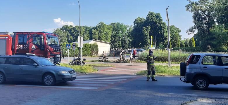 Wypadek na Wisłostradzie w Tarnobrzegu. Cztery osoby zostały ranne [ZDJĘCIA]