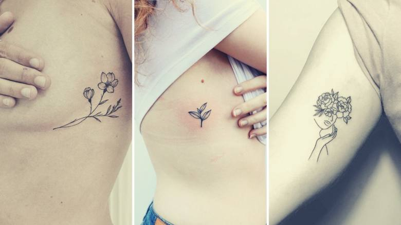 Małe tatuaże stają się coraz bardziej popularne. Ich wykonanie jest szybkie i tańsze niż w przypadku większych prac, poza tym nie każdy ma ochotę ozdabiać