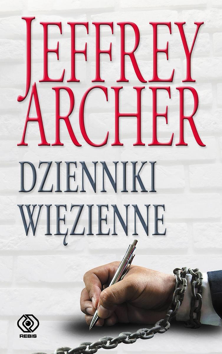Jeffrey Archer w książce
