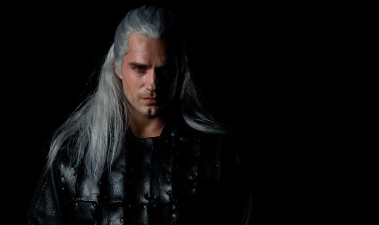 WiedźminHenry Cavill jako Geralt z Rivii w serialu Wiedźmin