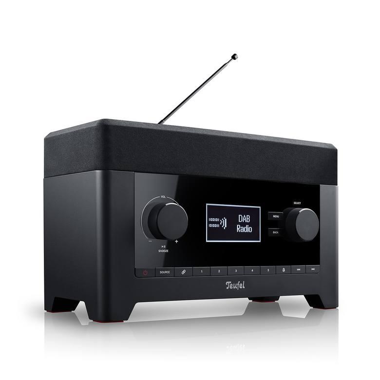 Potężny dźwięk z małego pudełka: radio internetowe (i nie tylko) Teufel 3Sixty [NASZ TEST, FILM] - Laboratorium, odc. 29