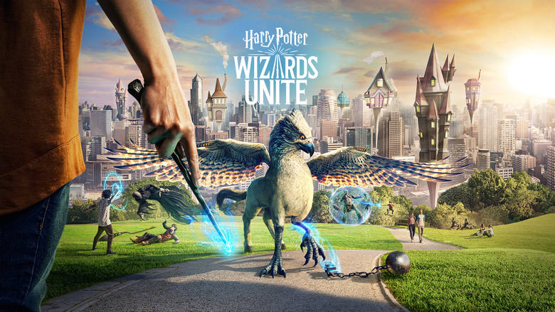 Wizards Unite WYMAGANIA