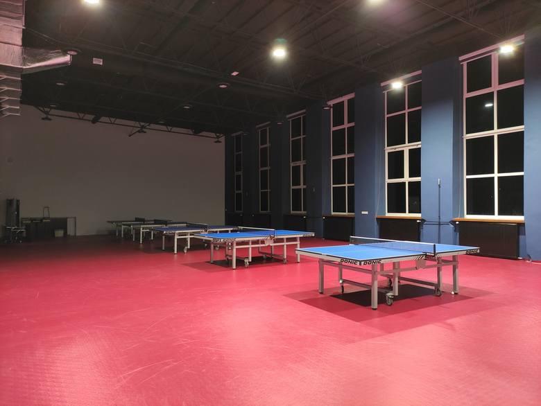 Remont sali gimnastycznej w Zespole Szkół Rolniczych w Białymstoku dobiegł końca