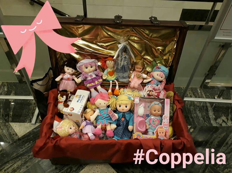 """Po premierze w bydgoskiej Operze Nova: """"Coppelia"""" zachwyciła nie tylko Franza!"""