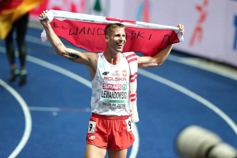 Marcin Lewandowski, Berlin 2018