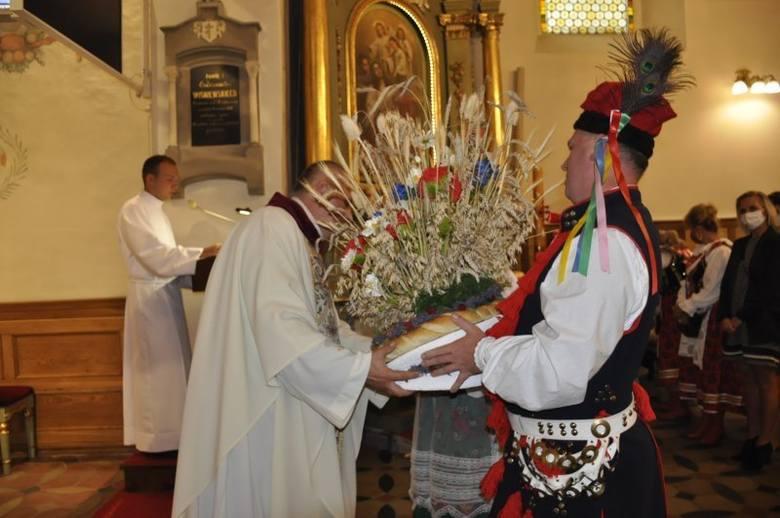 Biskupice. Święto plonów w dobie epidemii [ZDJĘCIA]