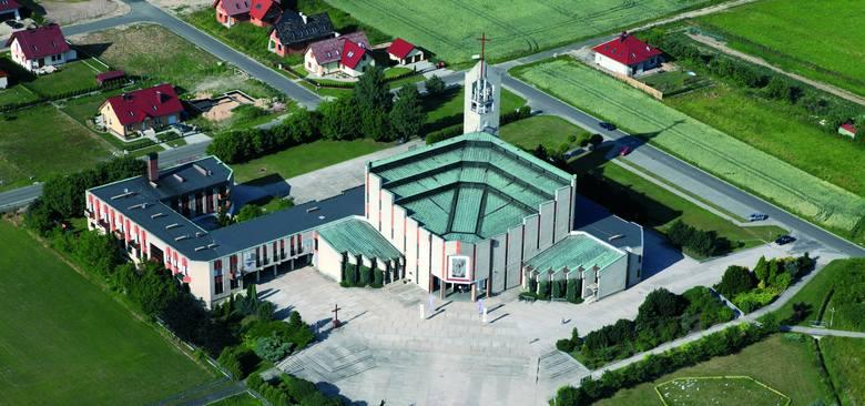 Kościół pw. NSPJ w Kluczborku