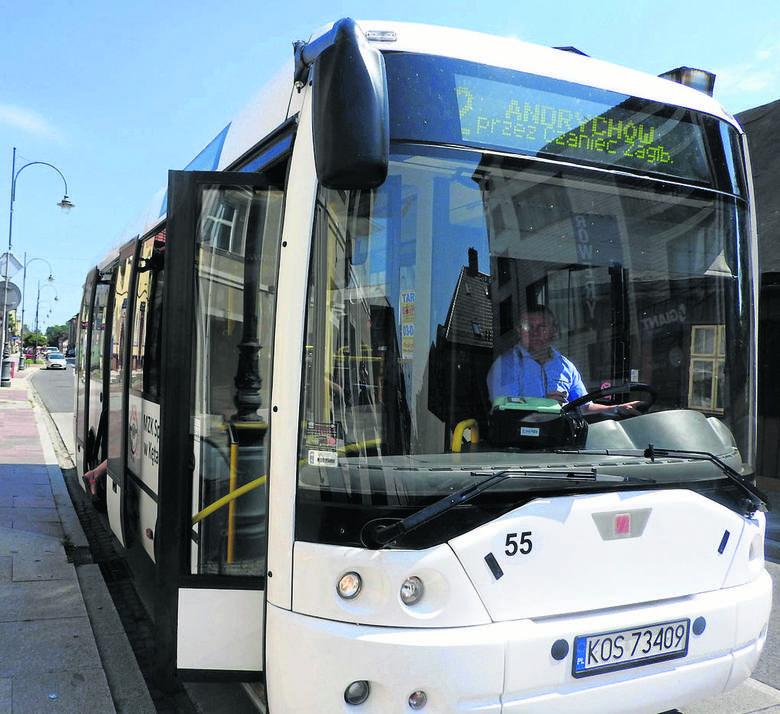 autobus MZK Kęty