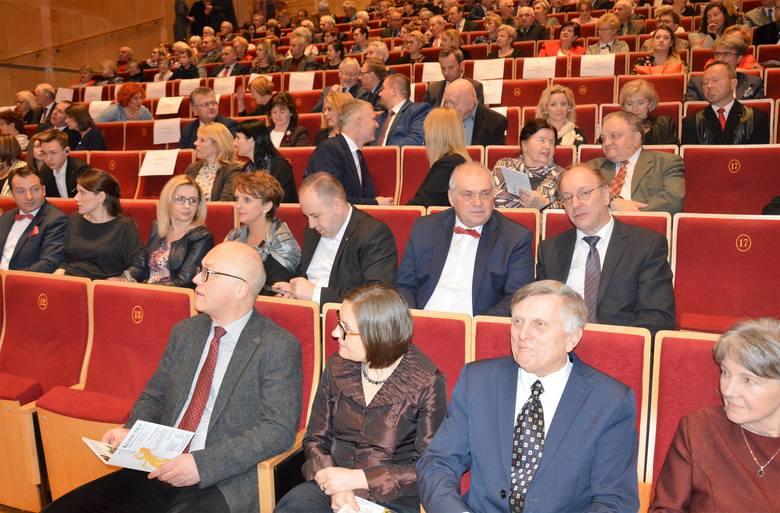 Koncert noworoczny pod patronatem konsula Niemiec i marszałka województwa