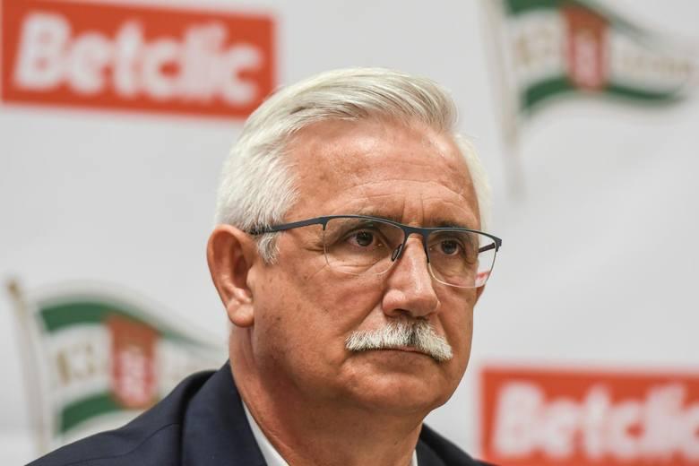 Janusz Biesiada nie miał zbyt wiele czasu, aby wykazać się jako prezes Lechii Gdańsk