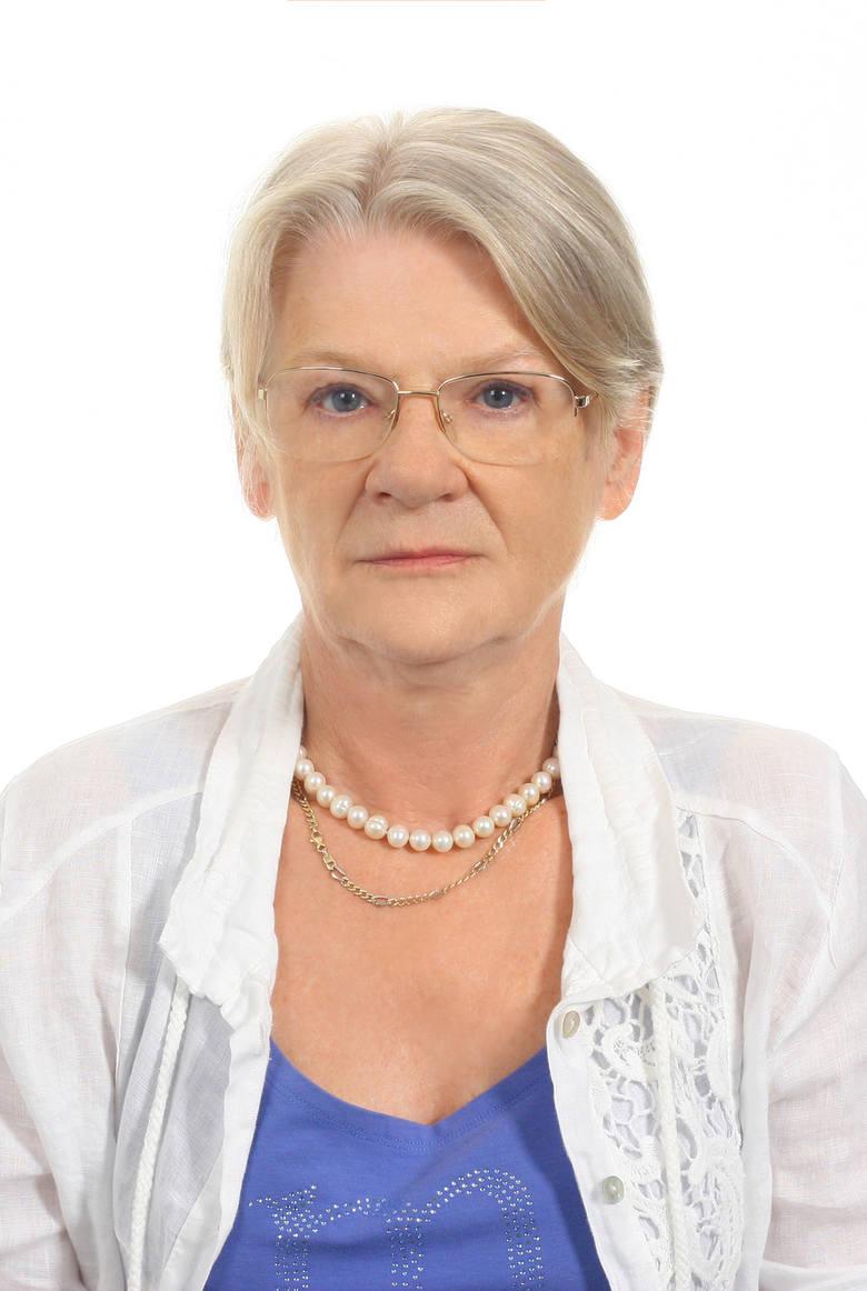 Prof. dr hab. Barbara Bień, kierownik Kliniki Geriatrii UM w Białymstoku oraz przedstawicielka Instytutu dla Zdrowej i Lepszej Starości.