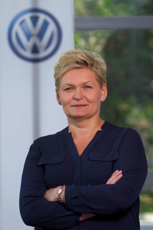 Obecnie stanowiska pracy w Volkswagen Poznań są zróżnicowane ze względu m.in. na odległości między pracownikami. Konieczne jest zachowanie środków bezpieczeństwa,