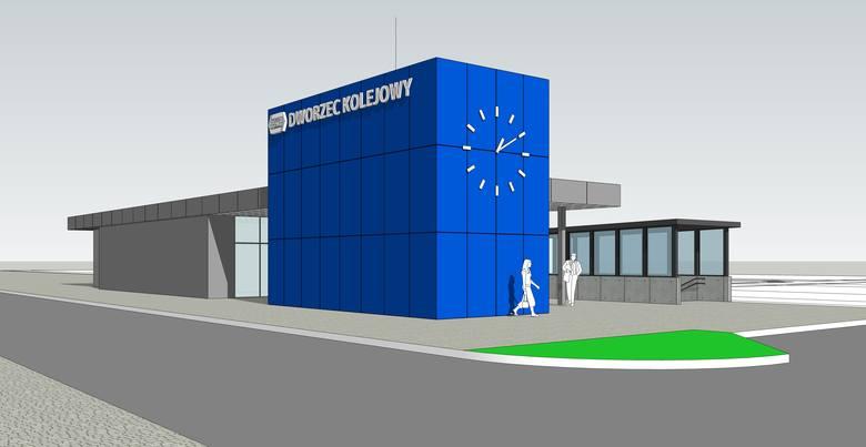 PKP S.A. przekazała plac budowy wykonawcy, który zajmie się budową nowego dworca kolejowego w Sędziszowie Małopolskim. Inwestycja ma zostać zrealizowana