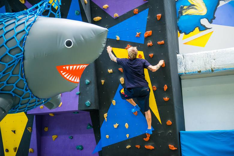 Jump Hall Park Trampolin