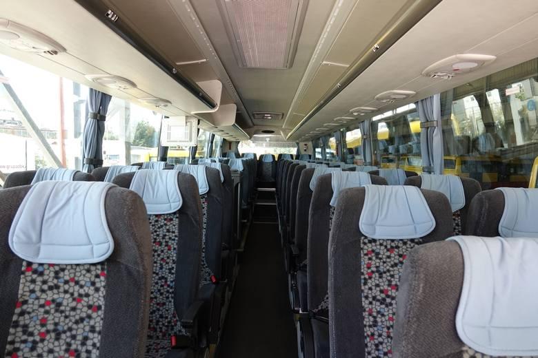 Nowy autobus MZK w Nysie