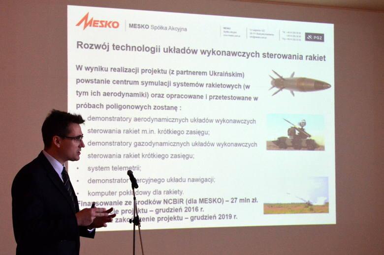 Przełomowy dzień dla Mesko. Ruszył pierwszy taki projekt w Polsce!