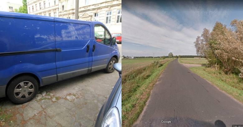 Do zdarzenia doszło w miejscowości Brzekiniec, 3 września 2020. Kierowca poruszał się najprawdopodobniej renault trafic lub oplem vivaro koloru niebieskiego