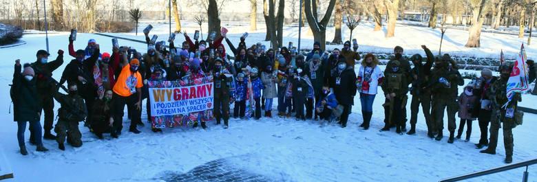 W tym roku w Kostrzynie nad Odrą jest 57 wolontariuszy.