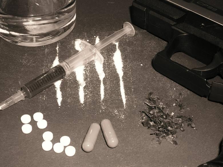 Głuchołazy: Tymczasowy areszt za posiadanie narkotyków