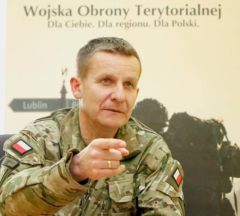 Wywiad z płk Pawłem Wiktorowiczem, dowódcą 9. Łódzkiej Brygady Obrony Terytorialnej