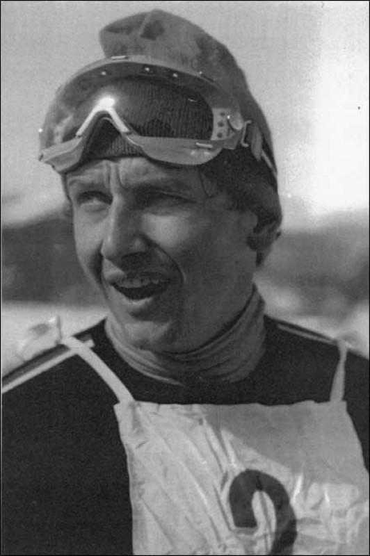 9. ANDRZEJ BACHLEDA CURUŚalpejczyk, srebrny (1974) i brązowy (1970) medalista mistrzostw świata w kombinacji alpejskiej, dwukrotny uczestnik igrzysk