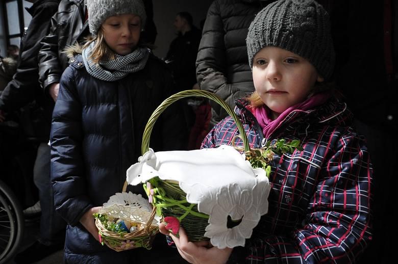 Wielkanocna święconka w Szczecinie [zdjęcia]