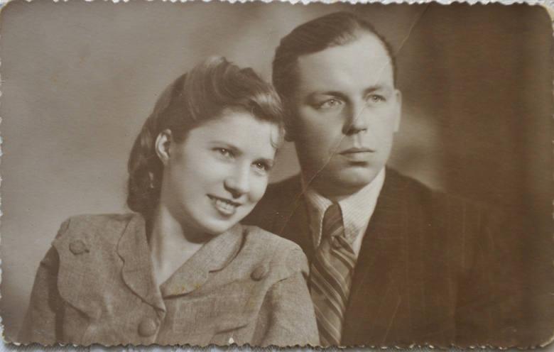 Ślub Walców odbył się 7 czerwca 1952 r.