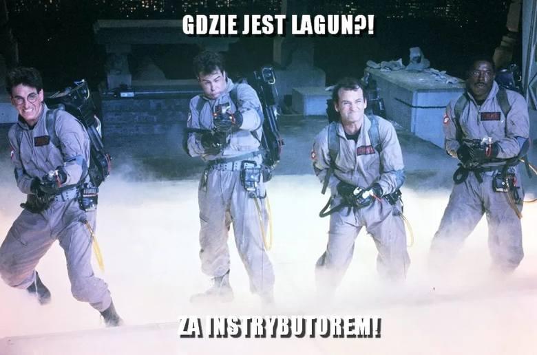 Lagun stał się hitem internetu. Zobacz memy, które komentują zabawną sytuację.Zobacz wszystkie memy na kolejnych planszach >>>