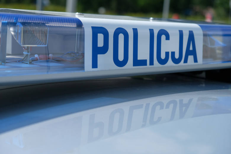 Wypadek w Olszanicy k. Leska. Rowerzysta wtargnął pod nadjeżdżający autobus