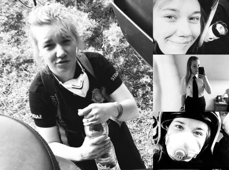 23-letnia Natalia była druhną w Ochotniczej Straży Pożarnej w Szczekocinach. Zginęła w tragicznym wypadku.Zobacz kolejne zdjęcia. Przesuwaj zdjęcia w