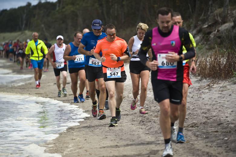 Ponad 620 zawodników ukończyło tegoroczną, bardzo wietrzną, edycję Biegu po Plaży w Jarosławcu. Zobaczcie zdjęcia!29. Międzynarodowy Bieg po Plaży w