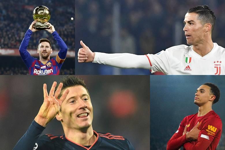 Robert Lewandowski po raz pierwszy w karierze znalazł się wśród najlepszych jedenastu piłkarzy roku według UEFA. Poza nim drużynę 2019 r. zdominowali
