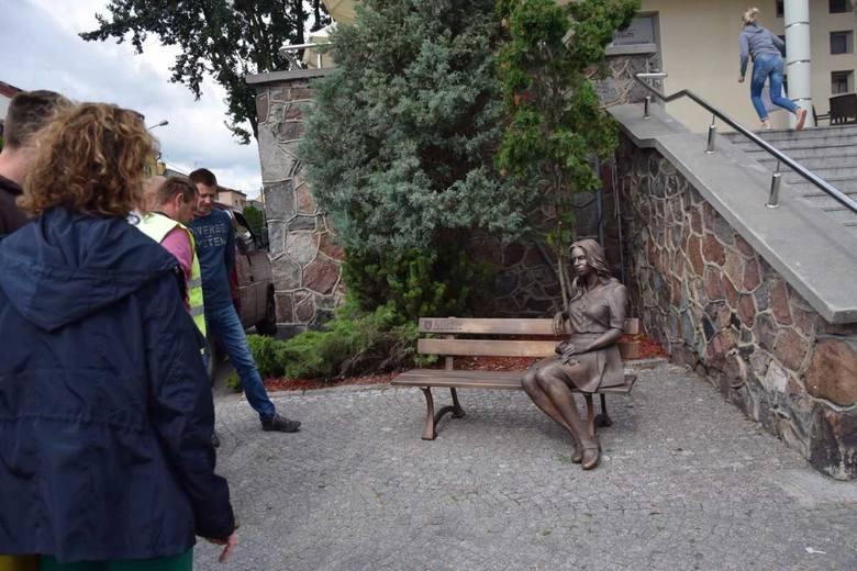 Usiąść przy Beacie, tej jedynej z siedmiu dziewczyn z Albatrosa (zdjecia)