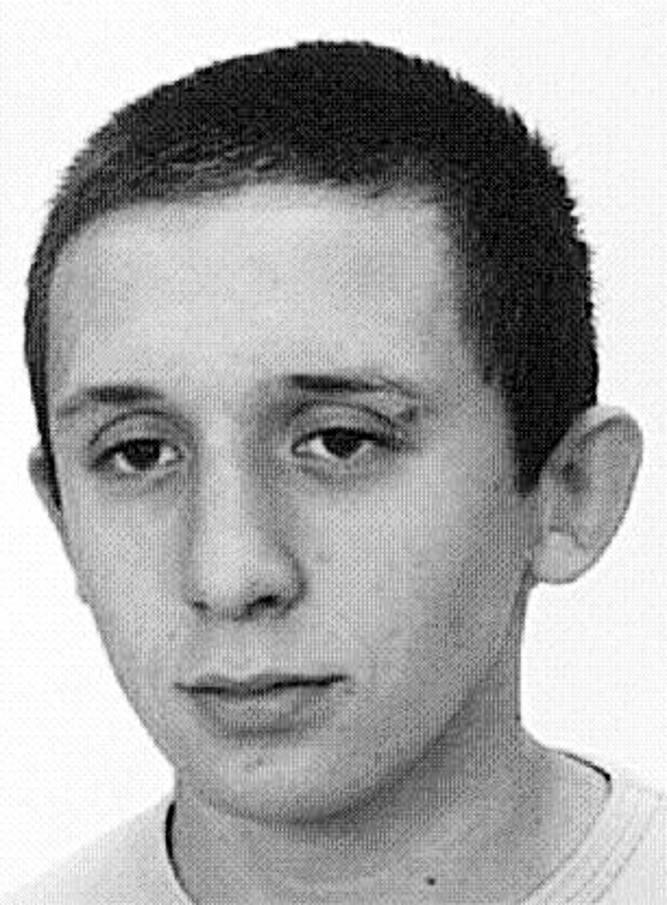 Odtworzony prawdopodobny wygląd Mariana Ozgi, zabójcy z Lipy, obecnie w wieku 77 lat