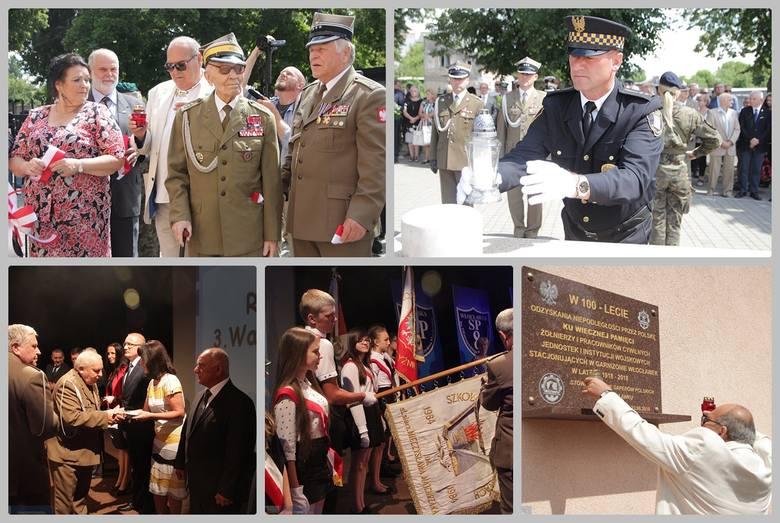 Święto Stowarzyszenia Saperów Polskich przygotowano nie tylko z okazji 100-lecia odzyskania niepodległości przez Polskę. To także 40. rocznica odsłonięcia