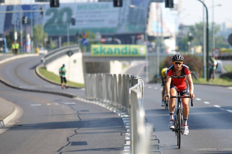 Tour de PologneTrasa II Etapu Tarnowskie Góry - Katowice
