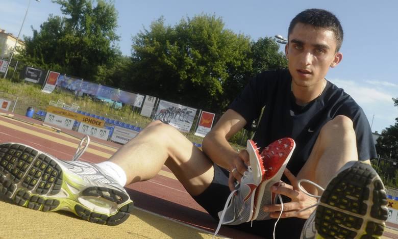 Czy młodzi lekkoatleci pójdą w ślady Adama Kszczota z RKS?